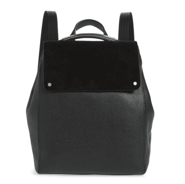 Treasure & Bond Amari Leather Convertible Backpack