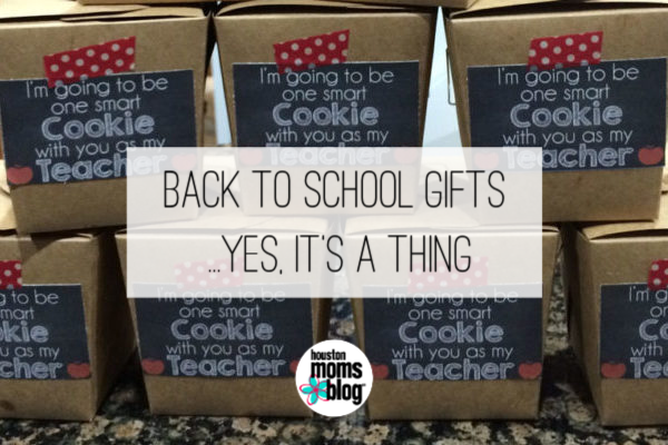 "Houston Moms Blog ""Back to School Gifts...Yes, It's a Thing"" #houstonmomsblog #momsaroundhouston"