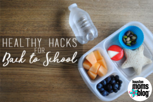 "Houston Moms Blog ""Health Hacks for Back to School"" #houstonmomsblog #momsaroundhouston"