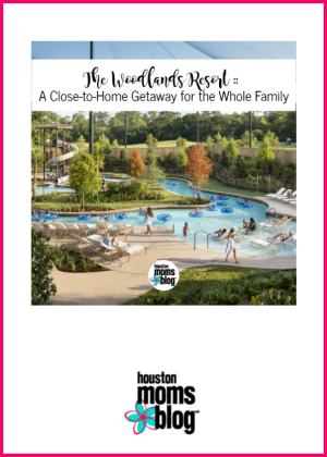"Houston Moms Blog ""The Woodlands Resort :: A Close-to-Home Getaway for the Whole Family"" #momsaroundhouston #houstonmomsblog"