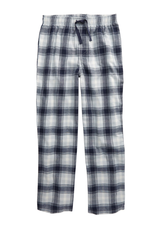 plaid flannel pants