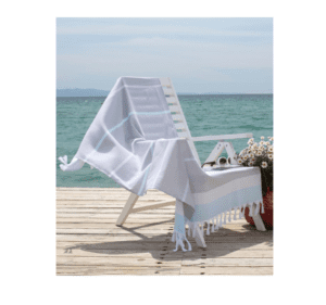 seaside fun turkish towel