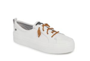 sperry platform sneaker