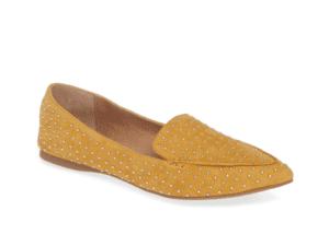 studded loafer