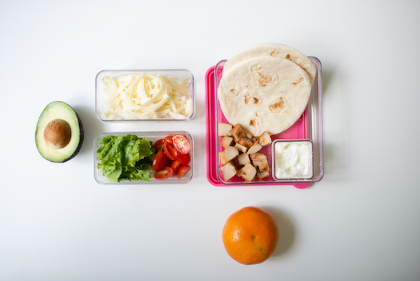 Back to School Lunch Resolutions {with Recipes!}