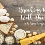 The 5 Stages of Giving up Dairy