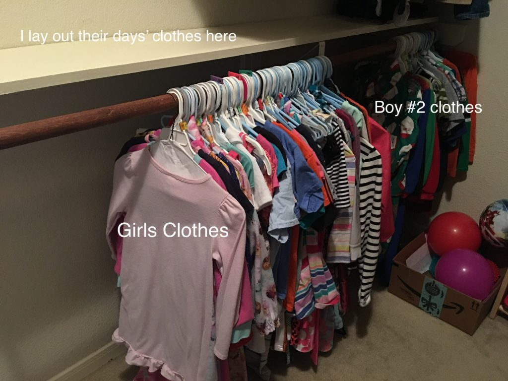 The Value of a Family Closet | Houston Moms Blog