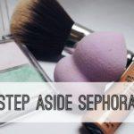 Step Aside Sephora