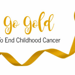 Go Gold to End Childhood Cancer | Houston Moms Blog