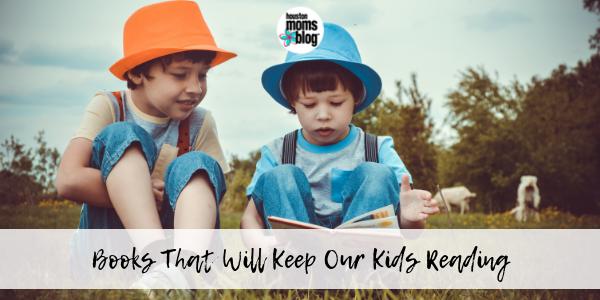 """Houston Moms Blog """"Books That Will Keep Our Kids Reading"""" #houstonmomsblog #momsaroundhouston"""