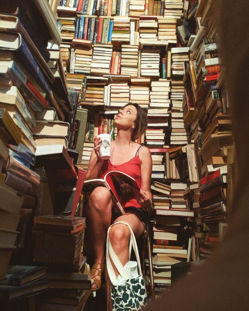 Confessions of a Bibliophile :: How Books Can Save a Life | Houston Moms Blog