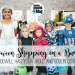 Halloween Shopping on a Budget :: Goodwill Has Your Ghoul and Goblin Covered