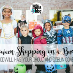 "Houston Moms Blog ""Halloween Shopping on a Budget :: Goodwill Has Your Ghoul and Goblin Covered"" #houstonmomsblog #momsaroundhouston"