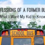 Confessions of a Former Bully :: What I Want My Kid to Know