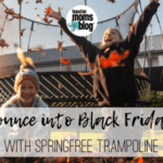 Bounce into Black Friday with Springfree Trampoline