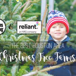"Houston Moms Blog ""The Best Houston Area Christmas Tree Farms"" #houstonmomsblog #momsaroundhouston"