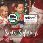 2019 Houston Area Santa Sightings