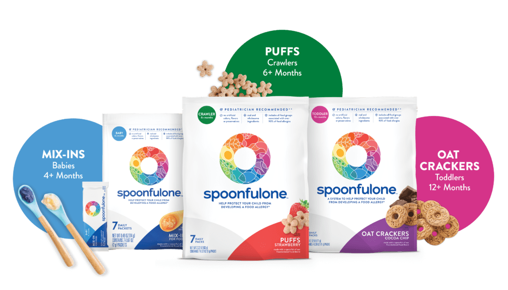 Helping Your Baby One Bite at a Time with SpoonfulOne