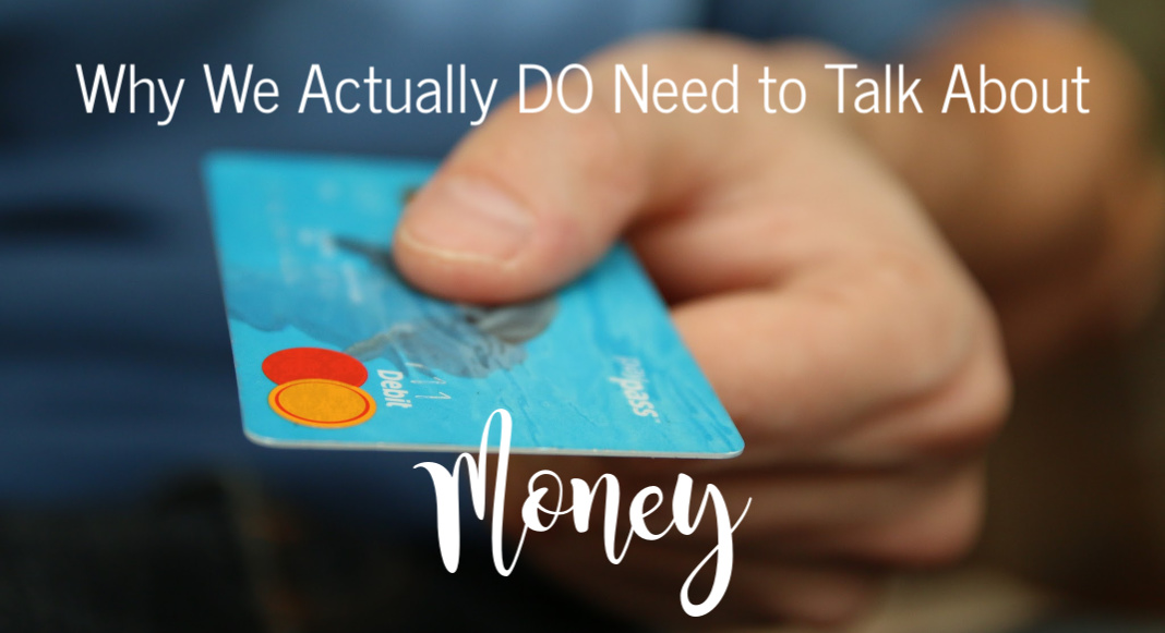 Why We Actually Do Need to Talk About Money | Houston Moms Blog