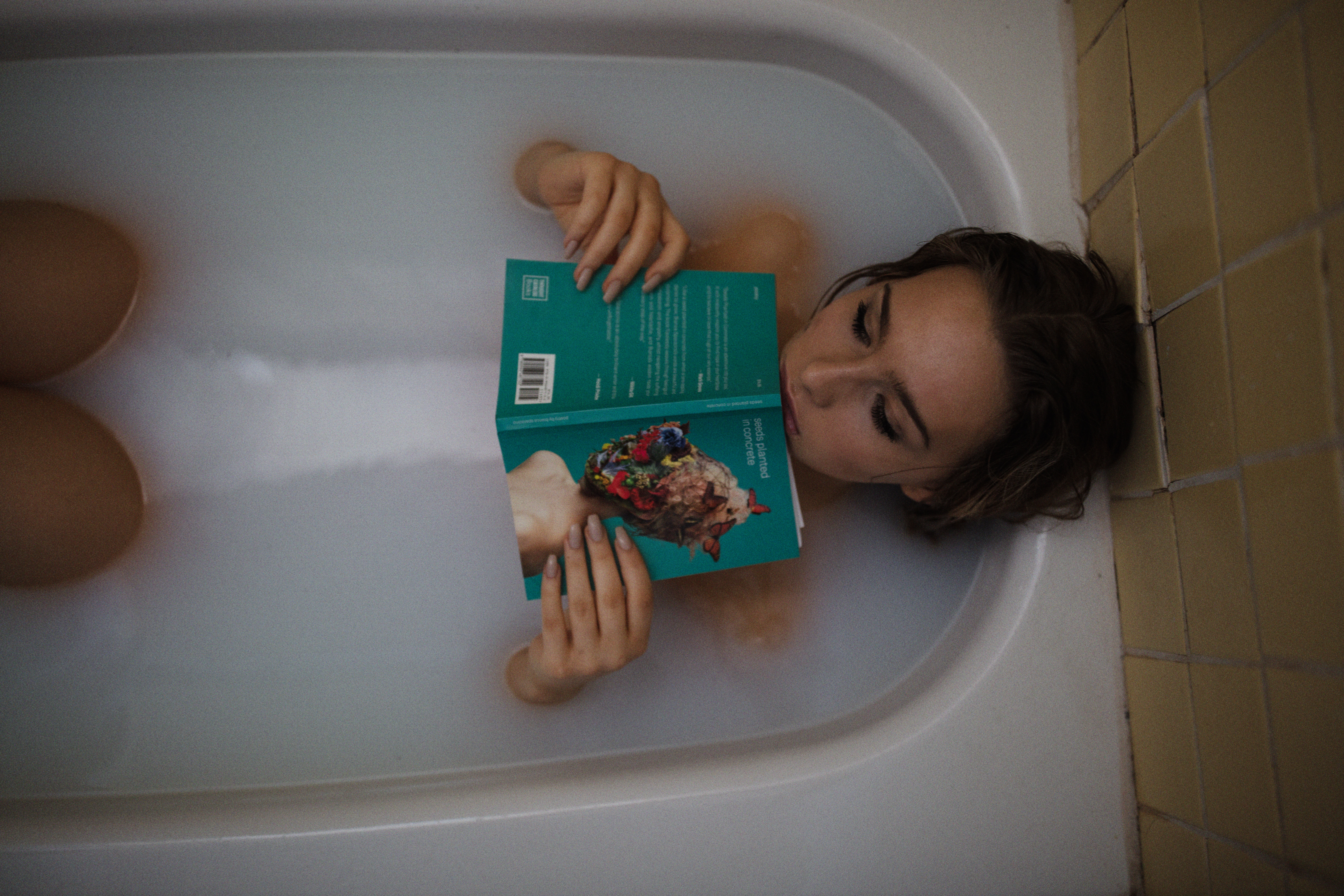 Bathtub Confessional :: Forgiveness for Mothers