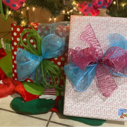 Gift Wrapping feature