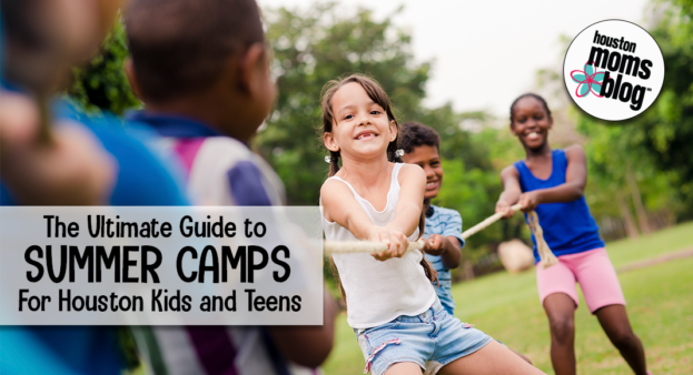 "Houston Moms Blog ""The Ultimate Guide to Summer Camps for Houston Kids and Teens"" #houstonmomsblog #momsaroundhouston #houstonmoms"