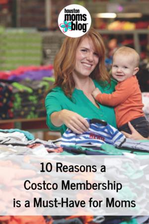 "Houston Moms Blog ""10 Reasons a Costco Membership is a Must-Have for Moms"" #houstonmomsblog #momsaroundhouston"