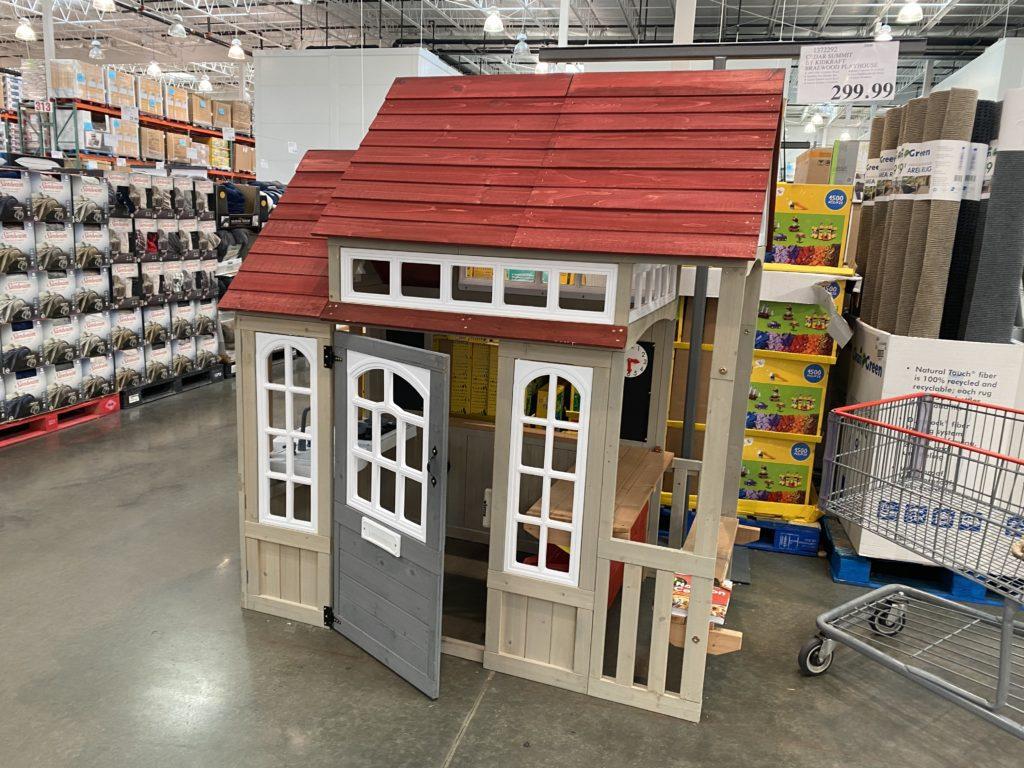 Costco play house