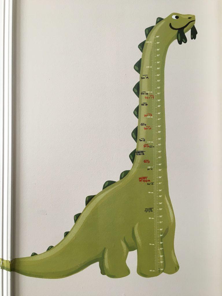 Measuring Life in Dinosaur Years