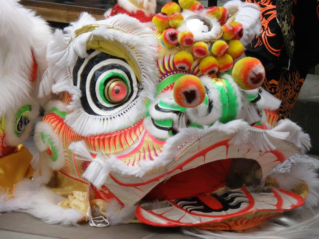 Gong Shi Fa Cai:: Celebrating the Lunar New Year in Houston