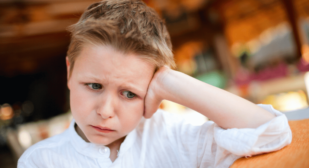 Parenting a disappointed kid
