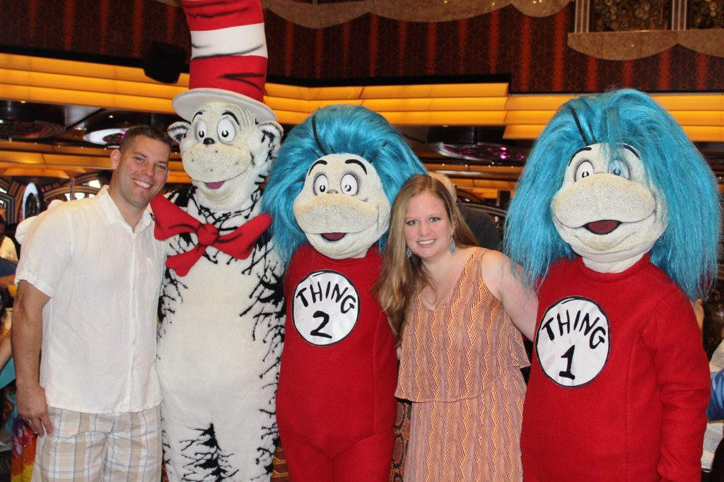 Oh the Places You'll Go:: Advice for Living a Seussical Life