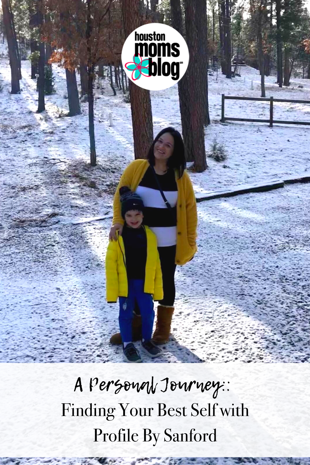 "Houston Moms Blog ""A Personal Journey:: Finding Your Best Self with Profile By Sanford"" #momsaroundhouston #houstonmomsblog"