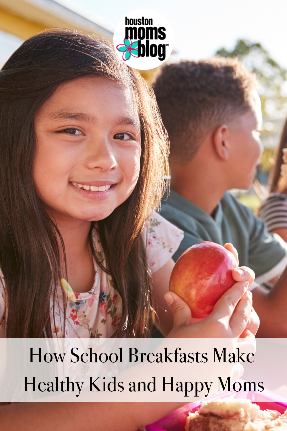 "Houston Moms Blog ""How School Breakfasts Make Healthy Kids and Happy Moms"" #houstonmomsblog #momsaroundhouston"