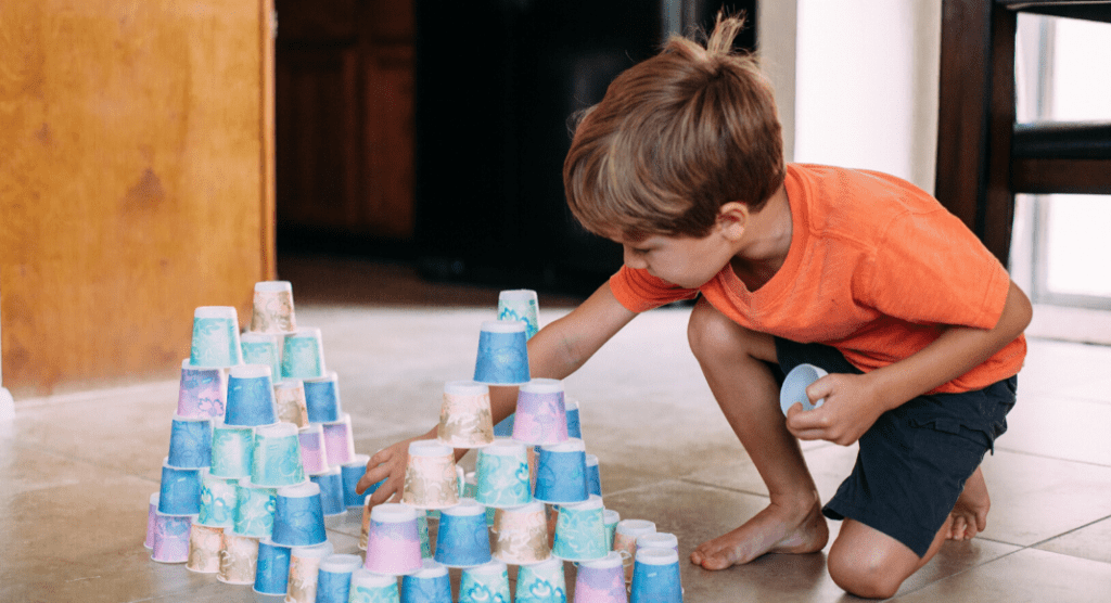 Quick and Easy At-Home Activities for Younger Kids