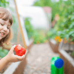 Sowing the Seeds:: Tips for Starting a Spring Garden with Your Kids