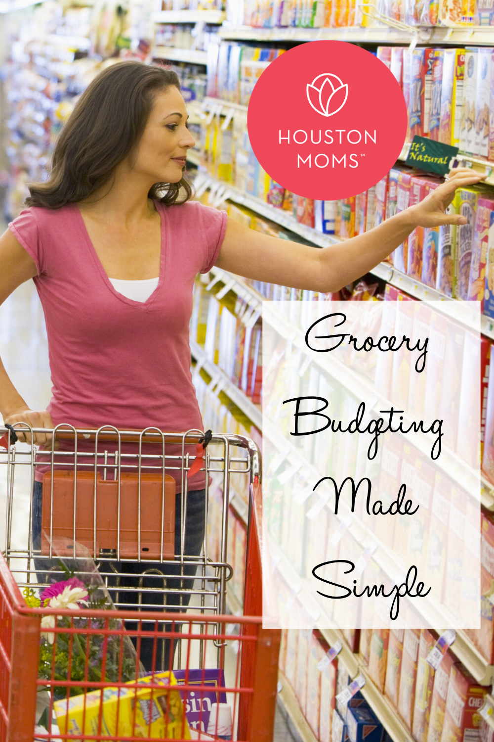 """Houston Moms """"Grocery Shopping Made Simple"""" #houstonmoms #houstonmomsblog #momsaroundhouston"""