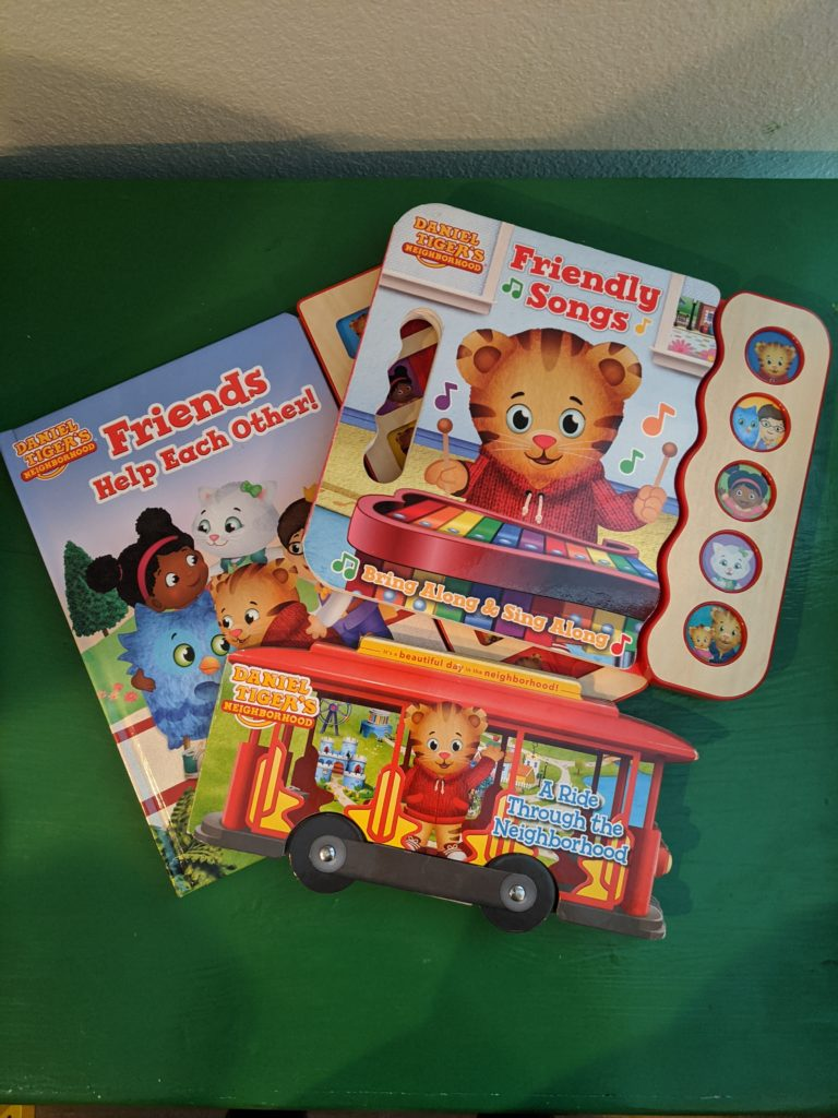 Lessons I've Learned from Daniel Tiger