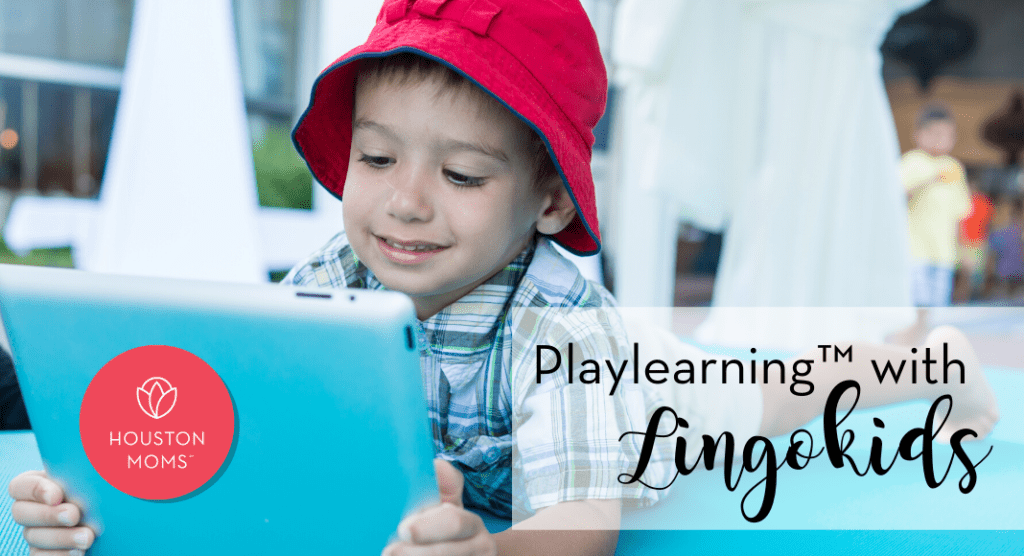 Playlearning with Lingokids