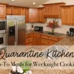 Quarantine Kitchen:: Go-To Meals for Weeknight Cooking