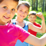 Give Your Kids Focus and Improve their Mood with Structured Exercise