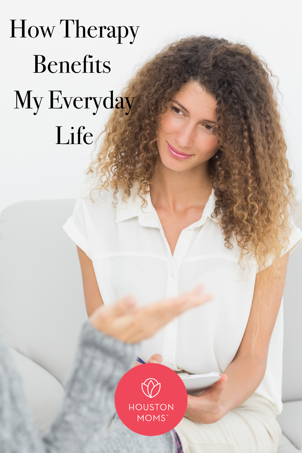 """Houston Moms """"How Therapy Benefits My Everyday Life"""" #houstonmoms #houstonmomsblog #momsaroundhouston"""