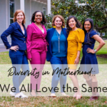 Diversity in Motherhood:: We All Love the Same