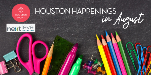 "Houston Moms ""A Houston Moms' Guide to August 2020:: Re-Opening and Virtual Event Info"" #houstonmoms #houstonmomsblog #momsaroundhouston"