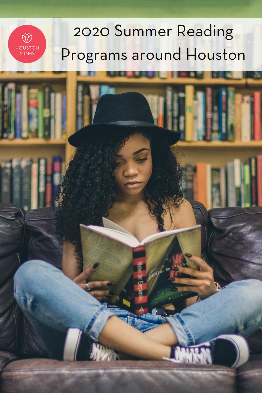 "Houston Moms ""2020 Summer Reading Programs Around Houston"" #houstonmoms #houstonmomsblog #momsaroundhouston"
