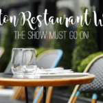 Houston Restaurant Weeks:: The Show Must Go On