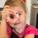 Baking with Kids:: How to Make Donuts and Donut Holes