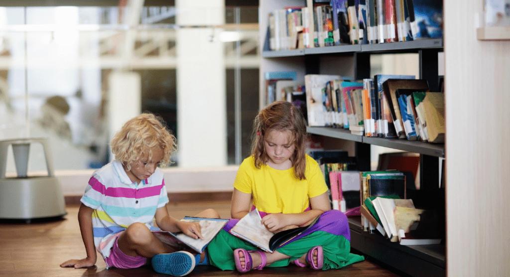 12 Summer Reading Programs around Houston