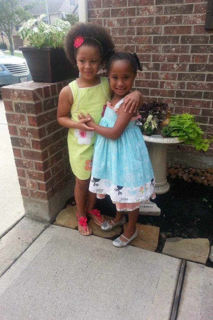 Sisterfriends:: Celebrating National Sisters Day