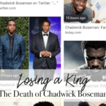 Losing a King :: The Death of Chadwick Boseman